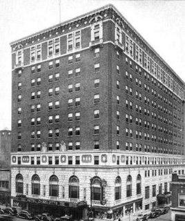 Hotel Charlotte (Charlotte, North Carolina)