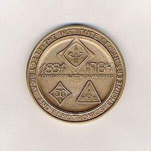 IEEE Centennial Medal - IEEE Centennial Medal