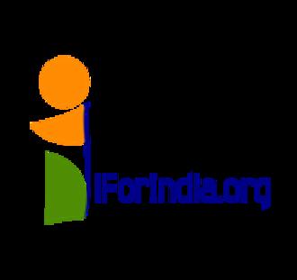IForIndia - Image: I For India Logo