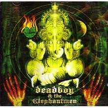 If this is hell then Im lucky deadboy and the elephat men album cover.jpg