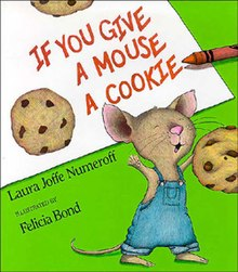 if you give a mouse a cookiejpg