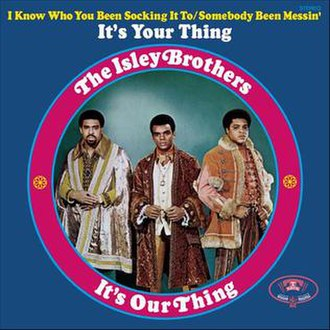 It's Our Thing - Image: Isley brothers It's our thing