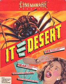 It Came From The Desert Wikipedia