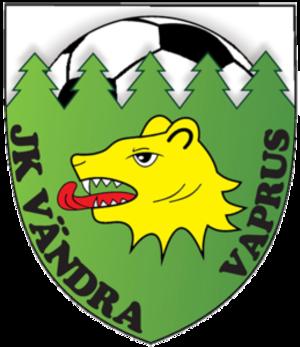 JK Vaprus Vändra - Image: JK Vändra Vaprus logo
