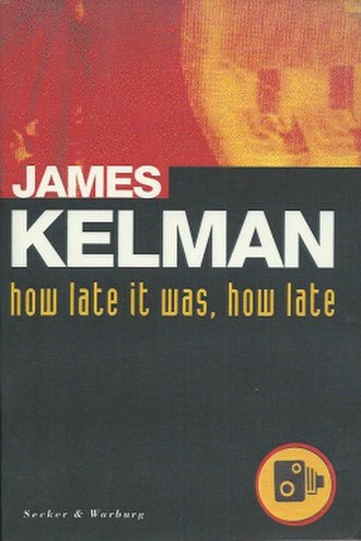 How Late It Was, How Late - First edition