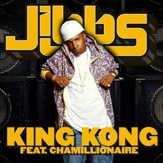 King Kong (Jibbs song) - Image: Jibbs Cham King Kong single cover