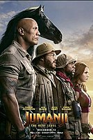 Picture of a movie: Jumanji: The Next Level