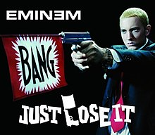 Eminem — Just Lose It (studio acapella)