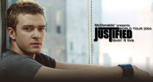 The Justified World Tour - Image: Justified World Tour
