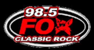 KDFO - Image: KDFO FM logo
