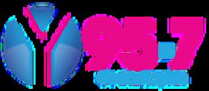 KOSY-FM - Image: KOSY Y95.7 logo