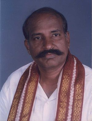 Dhiravida Thelugar Munnetra Kazhagam - G.Kamatchi Naidu, Founder President of DTMK