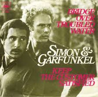 Keep the Customer Satisfied (song) - Image: Keep The Customer Satisfied Simon & Garfunkel