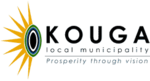 Official seal of Kouga