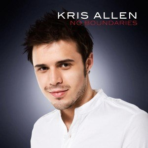 No Boundaries (song) - Image: Kris Allen No Boundaries