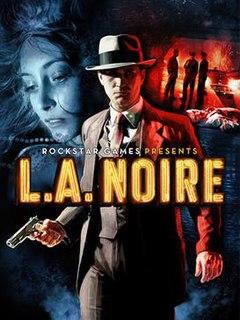 <i>L.A. Noire</i> neo-noir detective video game