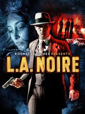 L.A. Noire - Image: LA Noire Box Art