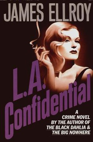 L.A. Confidential - First edition cover