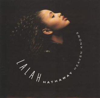 Lalah Hathaway - Heaven Knows (studio acapella)