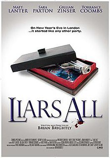 <i>Liars All</i> 2013 film