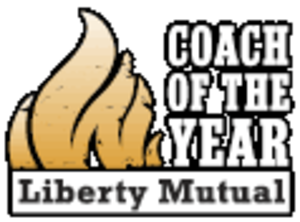 Liberty Mutual Coach of the Year Award - Liberty Mutual Coach of the Year logo