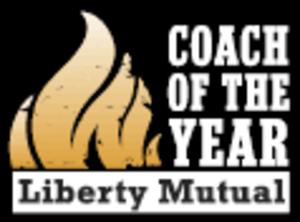 Liberty Mutual Coach of the Year Award - Liberty Mutual Coach of the Year logo