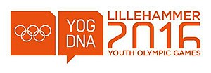 2016 Winter Youth Olympics - Initial logo of the Games