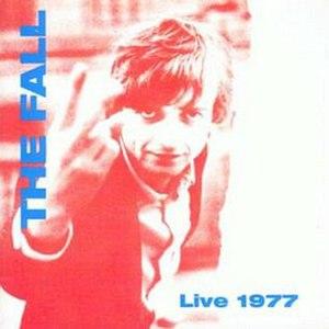 Live 1977 - Image: Live 1977