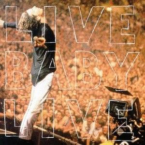 Live Baby Live - Image: Livebabylive