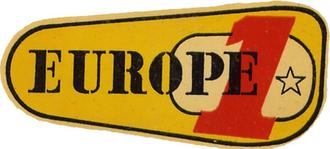 Europe 1 - Image: Logo Europe 1 1955