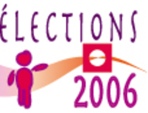 Belgian local elections, 2006 - Official logo of the municipal and provincial elections in the Walloon Region