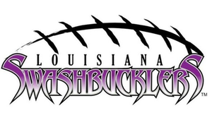 Louisiana Swashbucklers - Image: Louisiana Swashbucklers SIFL