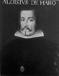 Luis Méndez de Haro Spanish general and noble