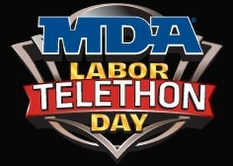 The Jerry Lewis MDA Labor Day Telethon - The logo used for the telethon in 2011.