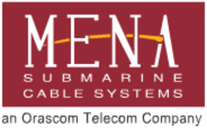 MENA (cable system) - Image: MENA Submarine Cable System logo