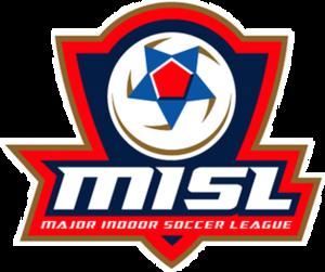 Major Indoor Soccer League (2001–08) - Image: MISL logo