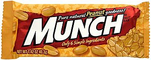 MUNCH Nut Bar