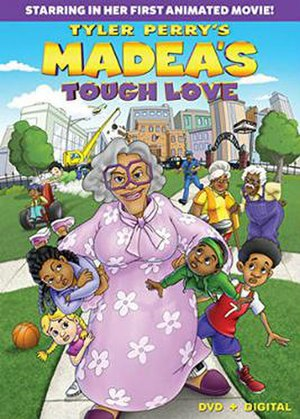 Madea's Tough Love - DVD cover