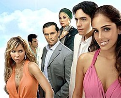 Marina Telemundo TV Series Cast