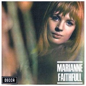 Marianne Faithfull (album) - Image: Marianne Faithfull Cover