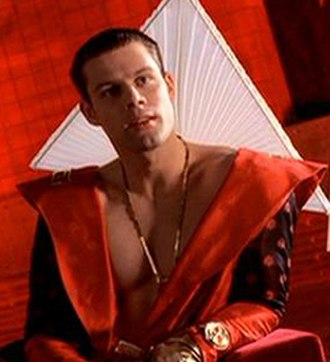 Feyd-Rautha - Matt Keeslar in the Dune miniseries (2000)