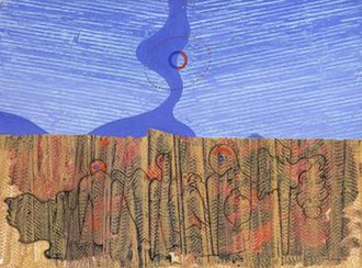 The Wood (Max Ernst) - Image: Max Ernst's The Wood