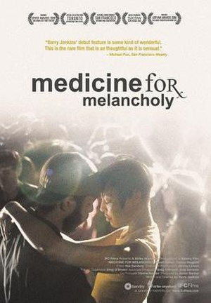 Medicine for Melancholy - Film poster