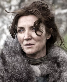 Michelle Fairley Cat Stark in the Vale.png
