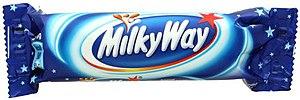 Milky Way (chocolate bar) - UK Milky Way