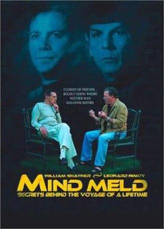 Mind Meld - Original DVD cover (2001)