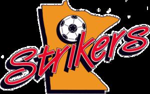 Minnesota Strikers - Image: Minnesota Strikers