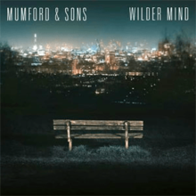 Mumford & Sons - Wilder Mind.png