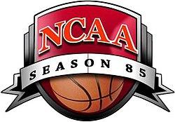 NCAA Season 85 - Wikipedia