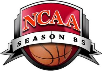 NCAA Season 85 - Image: NCAA Season 85 logo